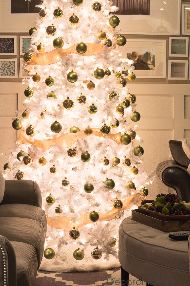 Christmas Tree Glow | Decorchick!®