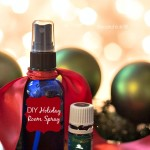 DIY Room Spray – Holiday Scents!