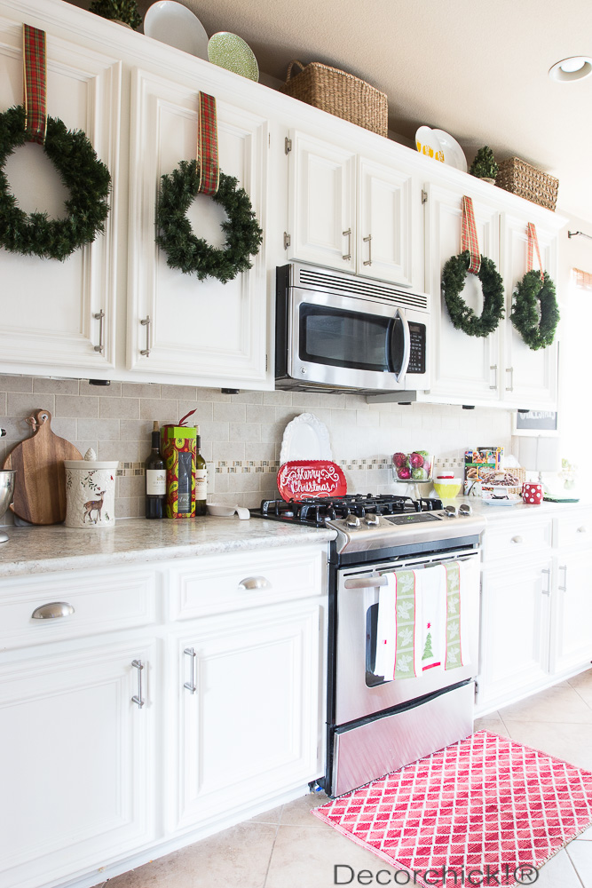 Decorchick White Kitchen | Decorchick!®