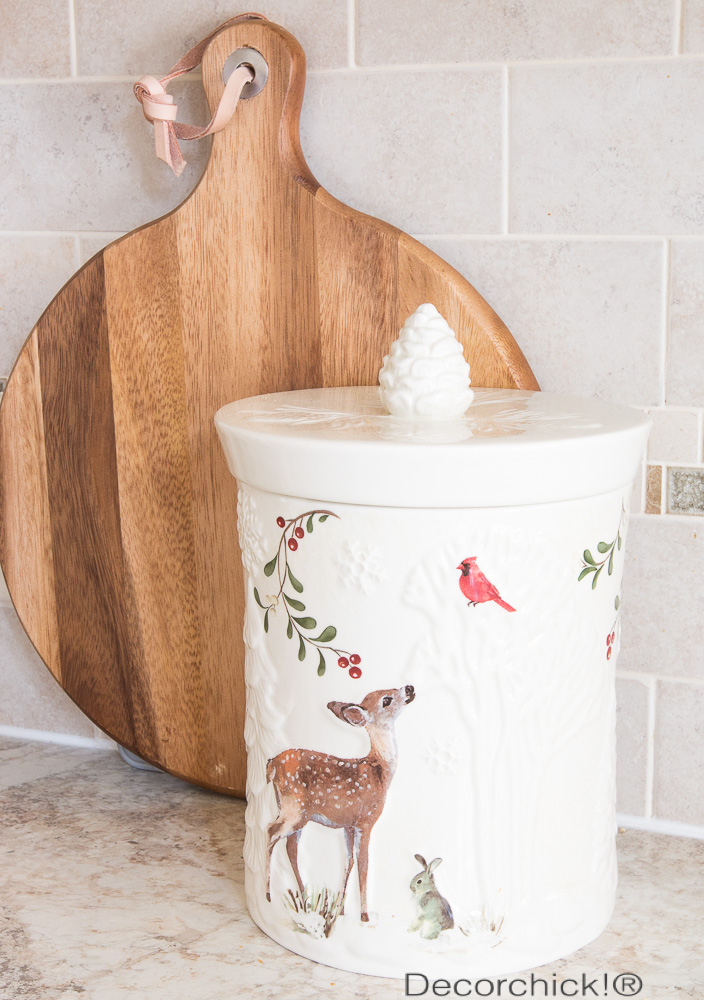 Deer Cookie Jar | Decorchick!®