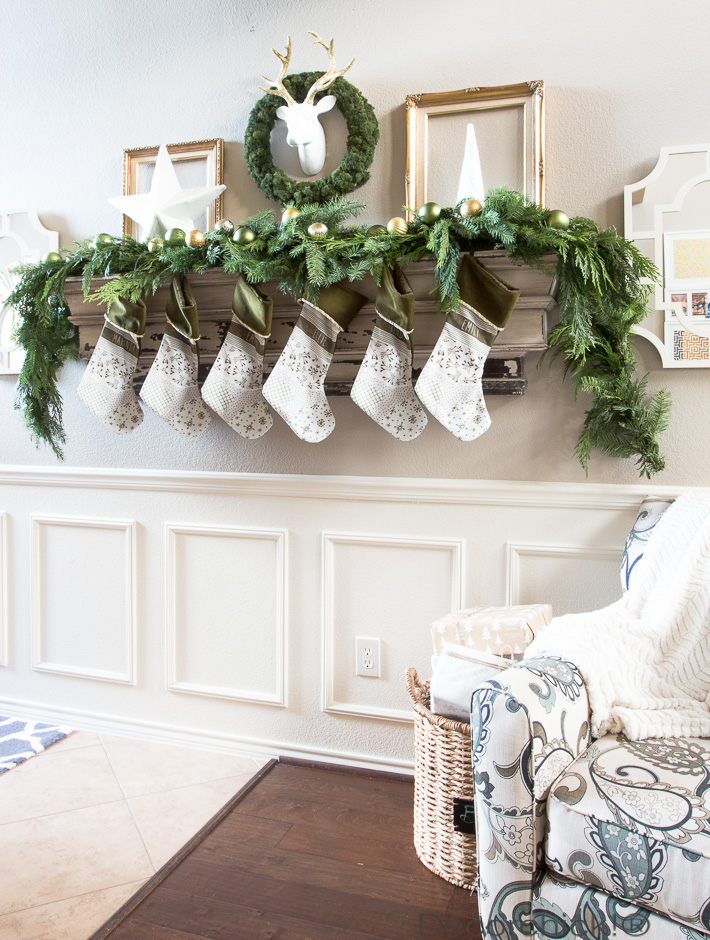 Holiday Mantel | Decorchick!®
