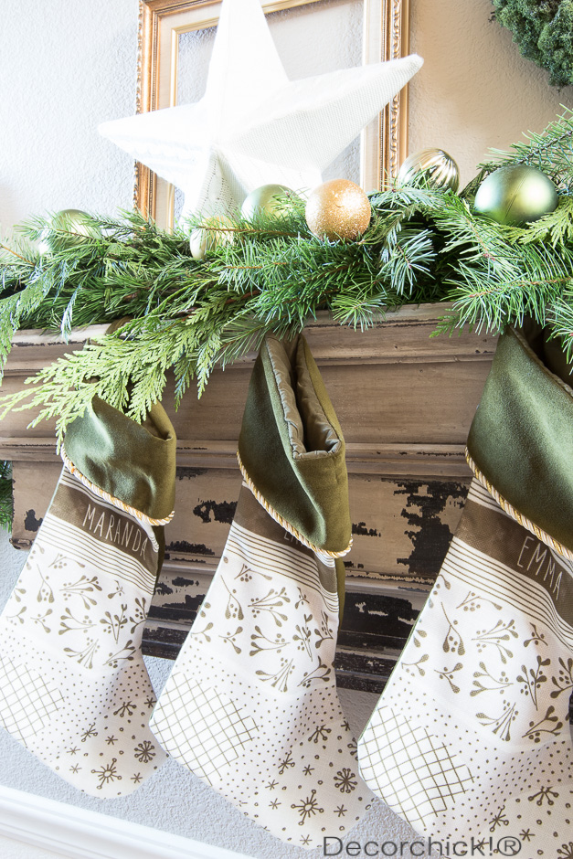 Hung Stockings | Decorchick!®