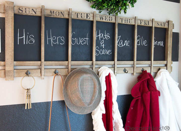 Mudroom Sign | Decorchick!®