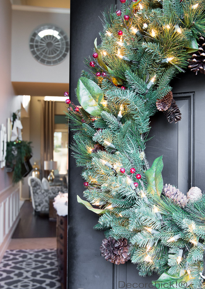 Welcome Wreath   Decorchick!®