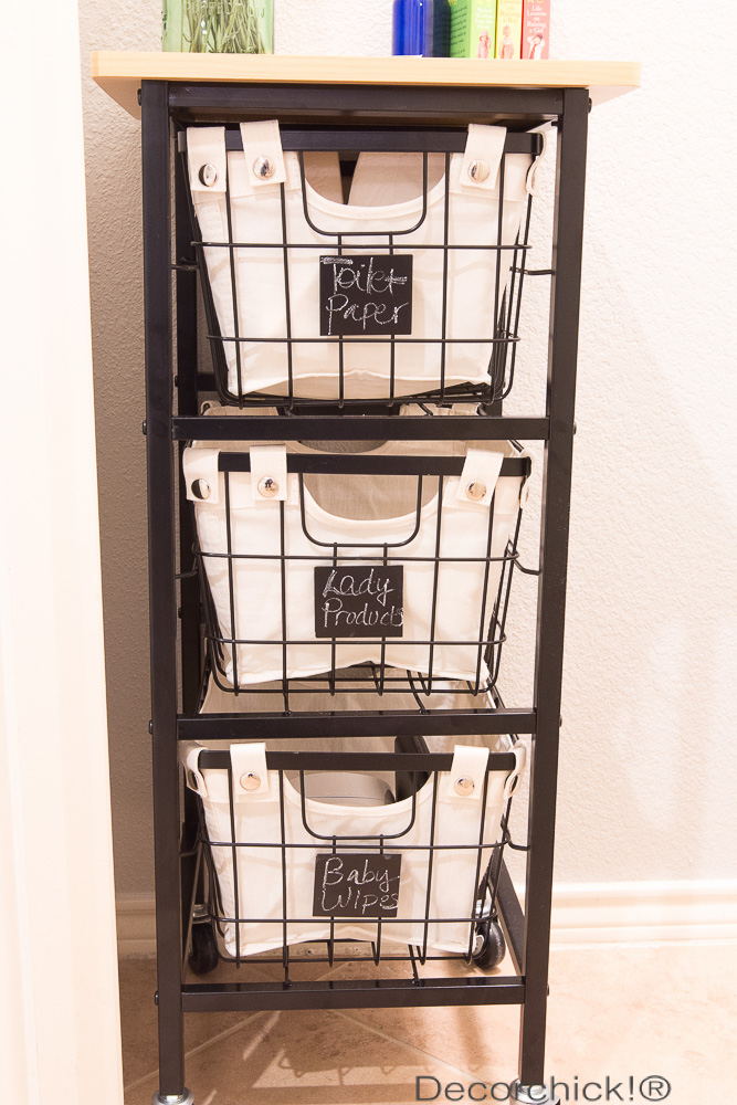 BHG Rolling Cart | Decorchick!®