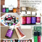 How I Use My Essential Oils on a Daily Basis {One year later Update}