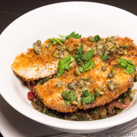 Tilapia Dinner | Decorchick!®