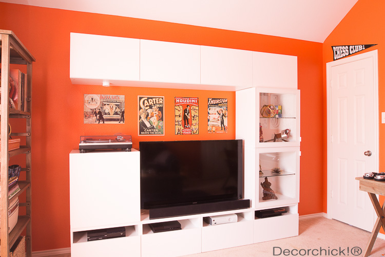 IKEA Besta Unit | Decorchick!®