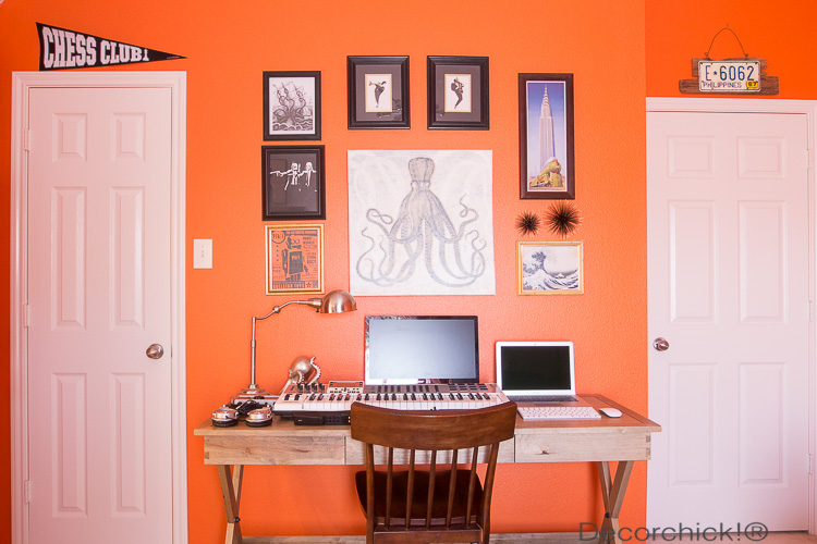 Office Gallery Wall | Decorchick!®