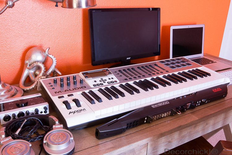 Studio Equipment | Decorchick!®