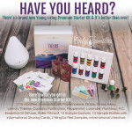 The NEW Young Living Essential Oils Premium Starter Kit!!