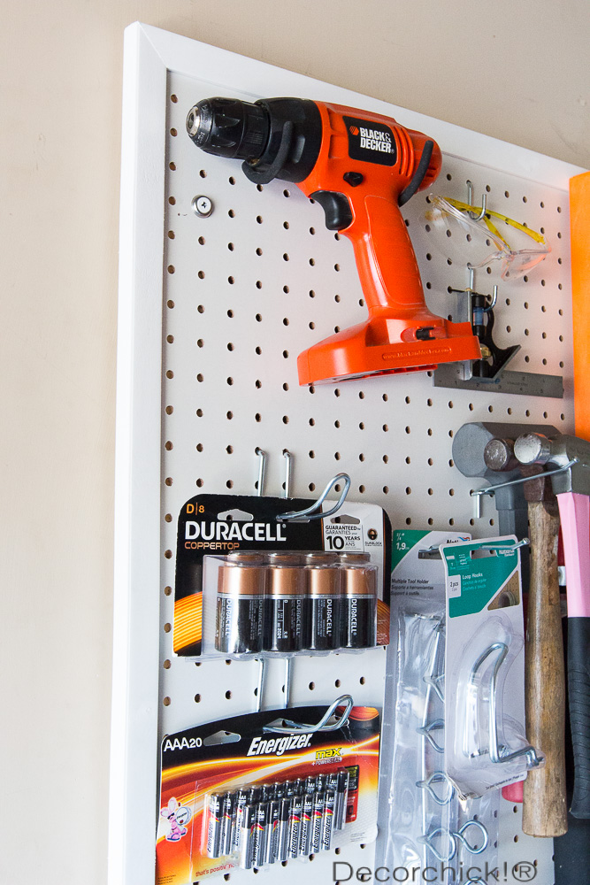 Drill Hook | Decorchick!®