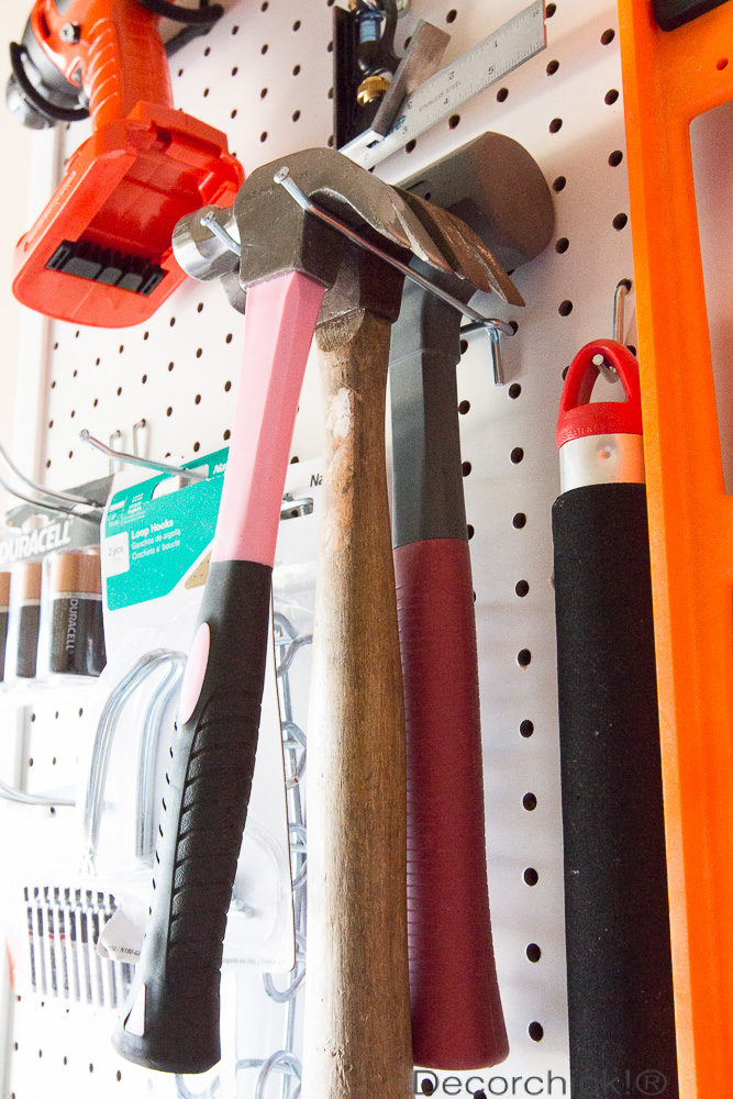 Hammer Hook from National Hardware | Decorchick!®