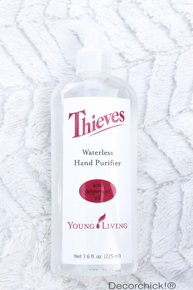 Thieves Hand Purifier | Decorchick!®