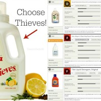 Thieves Laundry Soap Comparison. You Decide! | Decorchick!®