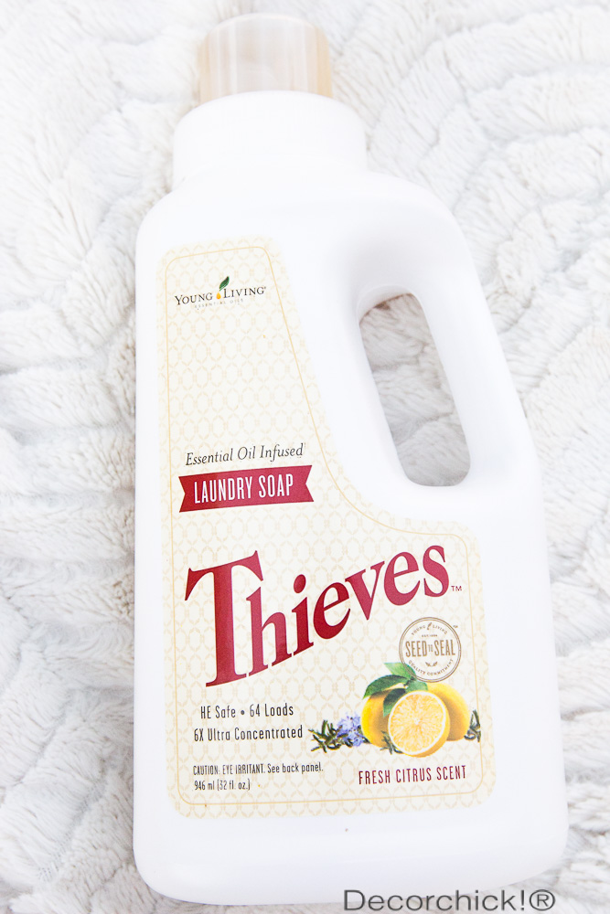 Thieves Laundry Soap | Decorchick!®