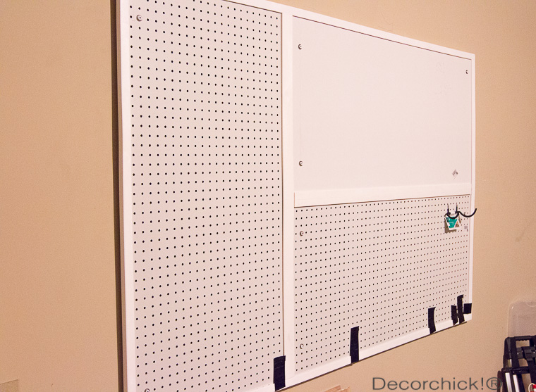 Peg Board Frame | Decorchick!®