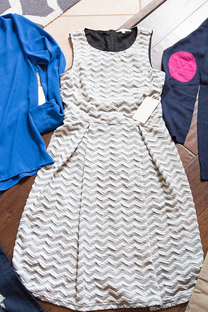 Chevron Dress | Decorchick!®