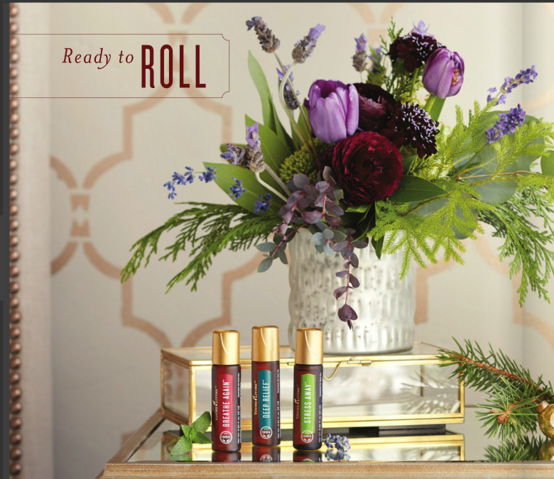 Young Living Roll-on Collection | Decorchick!®