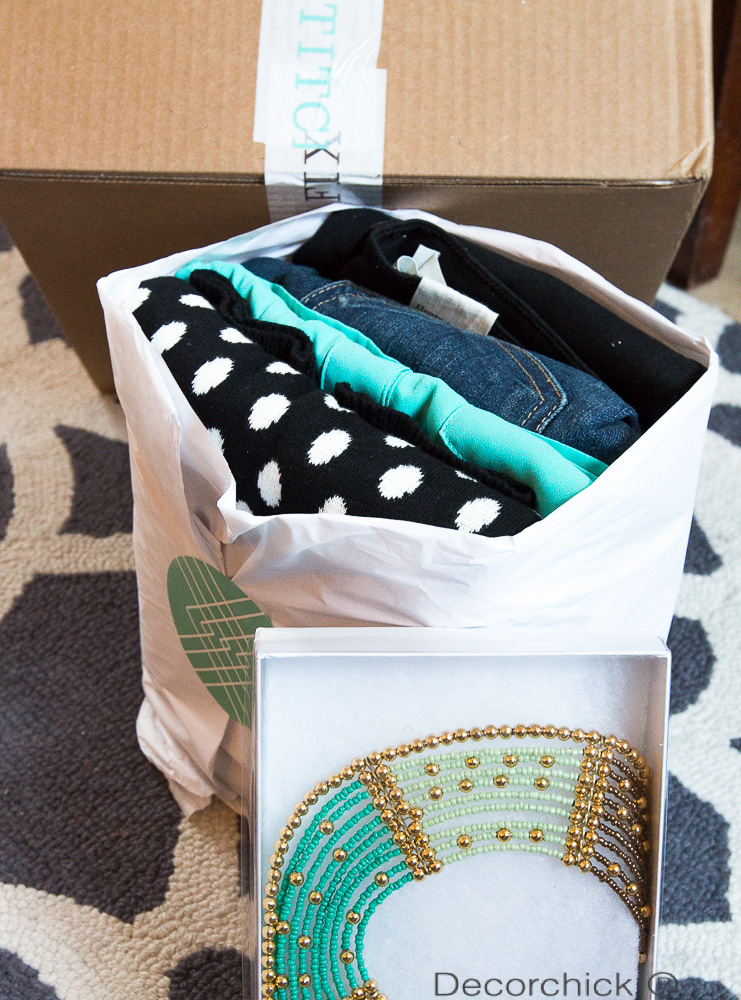 Stitch Fix Box Delivery | Decorchick!®