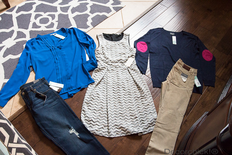 Stitch Fix Shipment | Decorchick!®