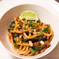 Udon Noodles Cooked   Decorchick!®