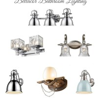 Belabor Bathroom Lighting Options | Decorchick!®