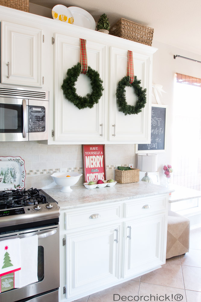 Christmas Kitchen | Decorchick!®