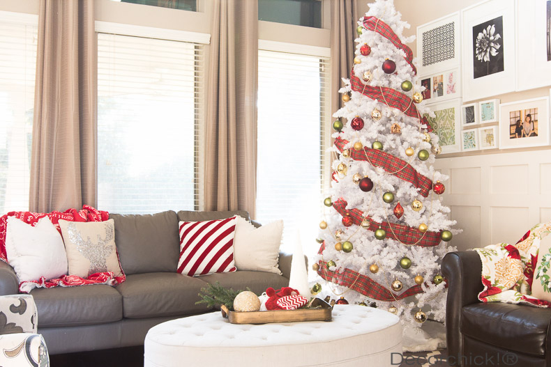Christmas Living Room | Decorchick!®