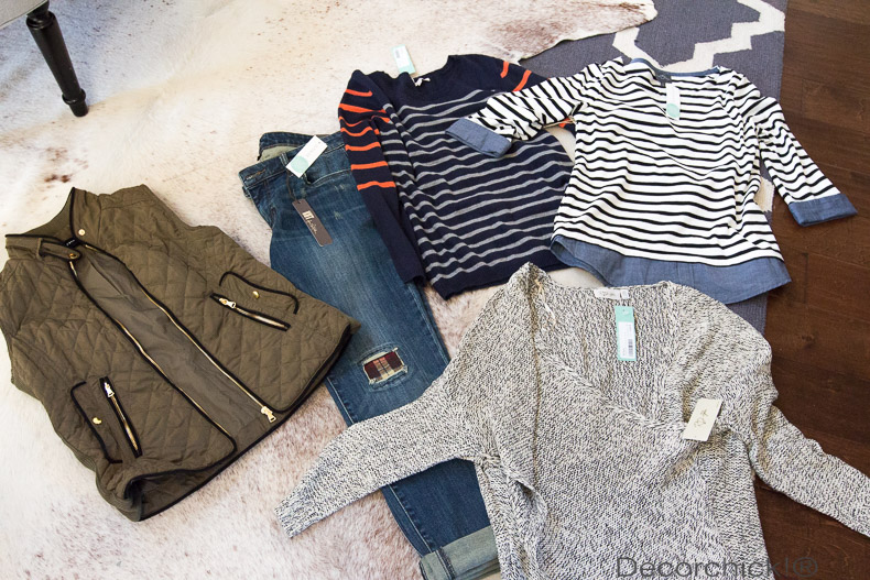 Stitch Fix December Box | Decorchick!®