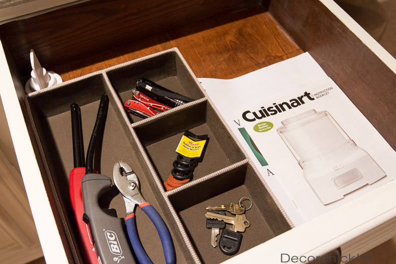 Clean Drawer | Decorchick!®