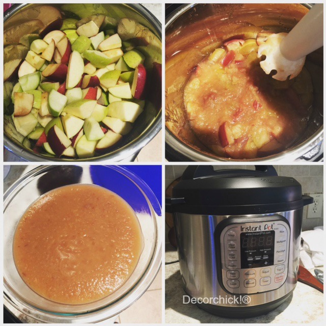Homemade Organic Applesauce | Decorchick!®
