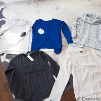Stitch Fix Box January | Decorchick!®