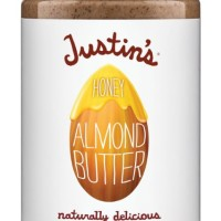 Justin's Honey Almond Butter | Decorchick!®