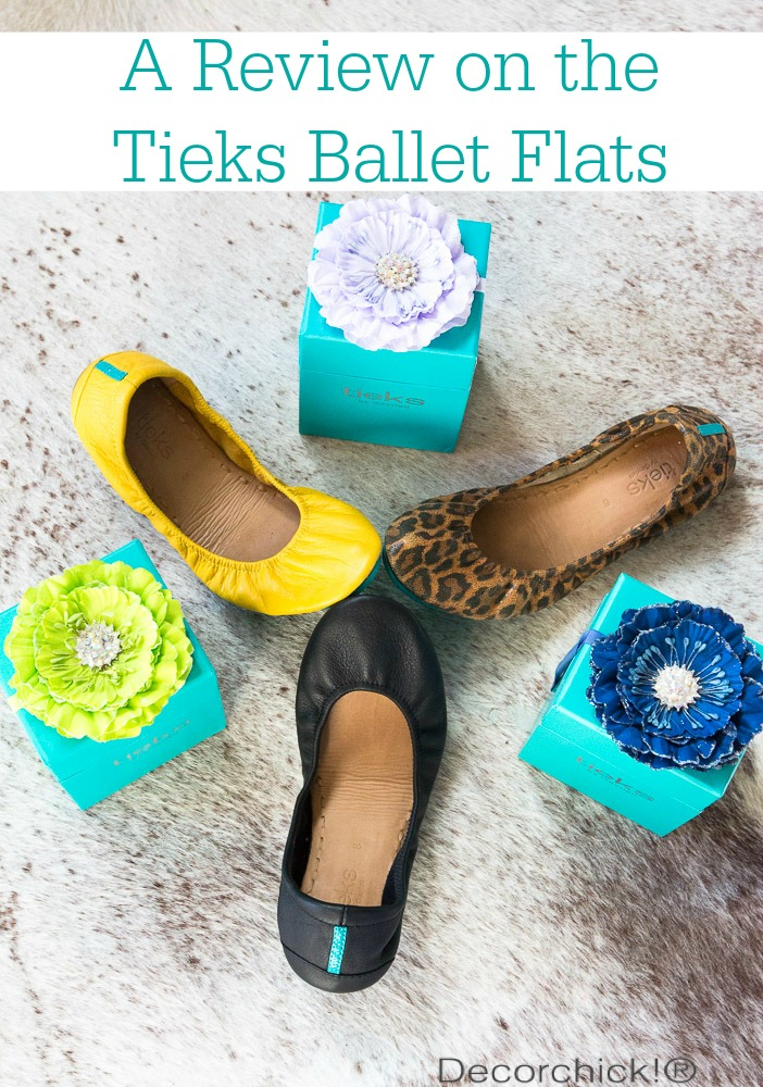 A Review on the Tieks Ballet Flats | Decorchick!®