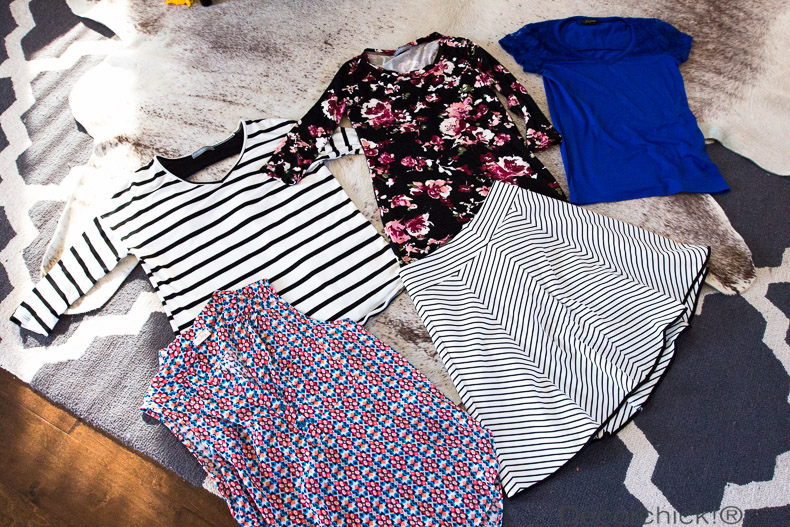 Stitch Fix Items Received | Decorchick!®