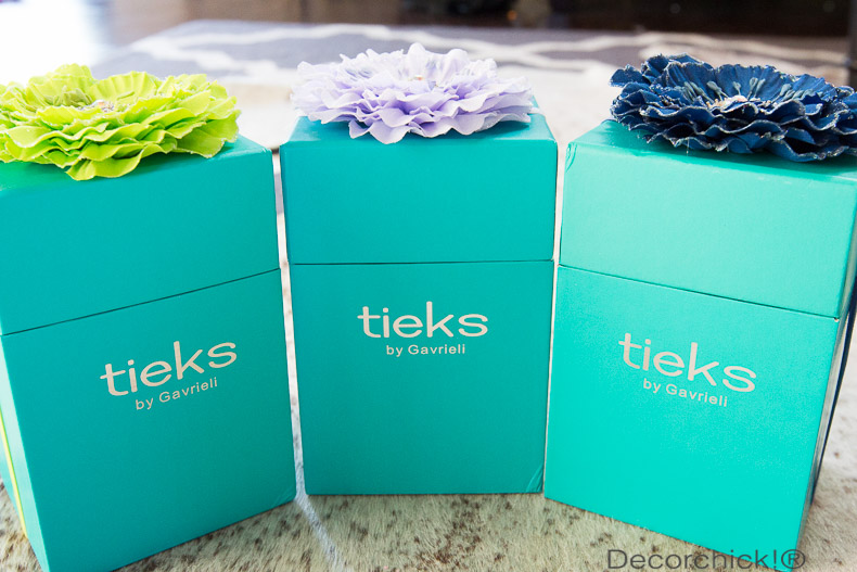 Tieks Packaging | Decorchick!®