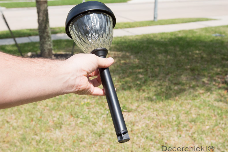 Better Homes and Gardens Solar Light | Decorchick!®