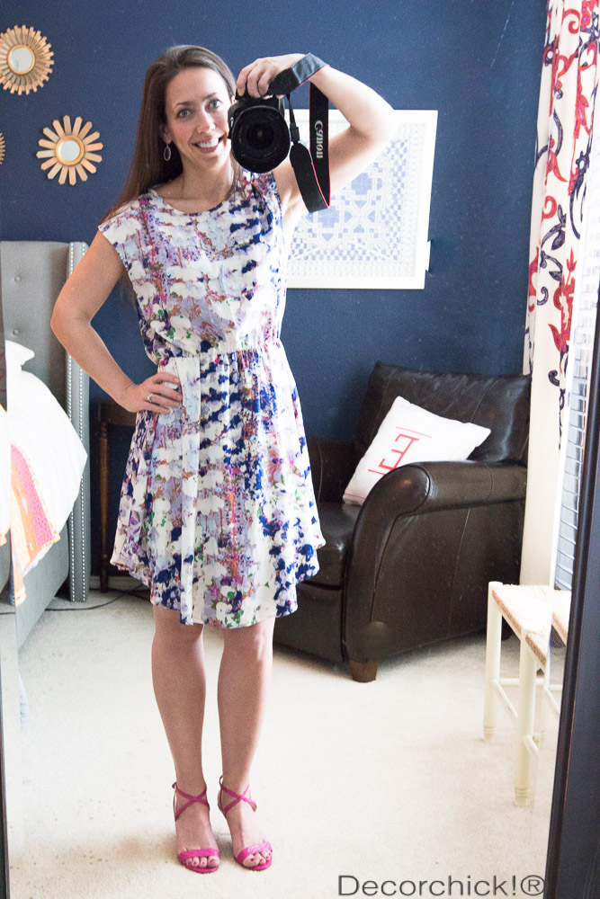 Collective Concepts Katelynn Printed Dress | Decorchick!®