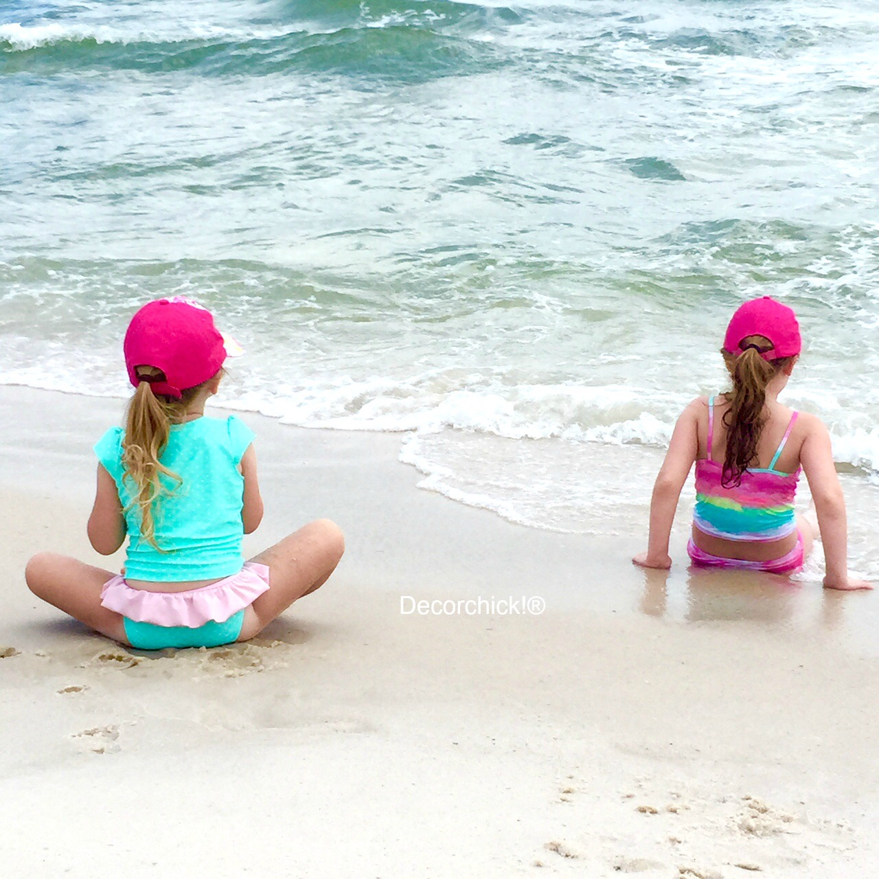 Babies at Beach | Decorchick!®