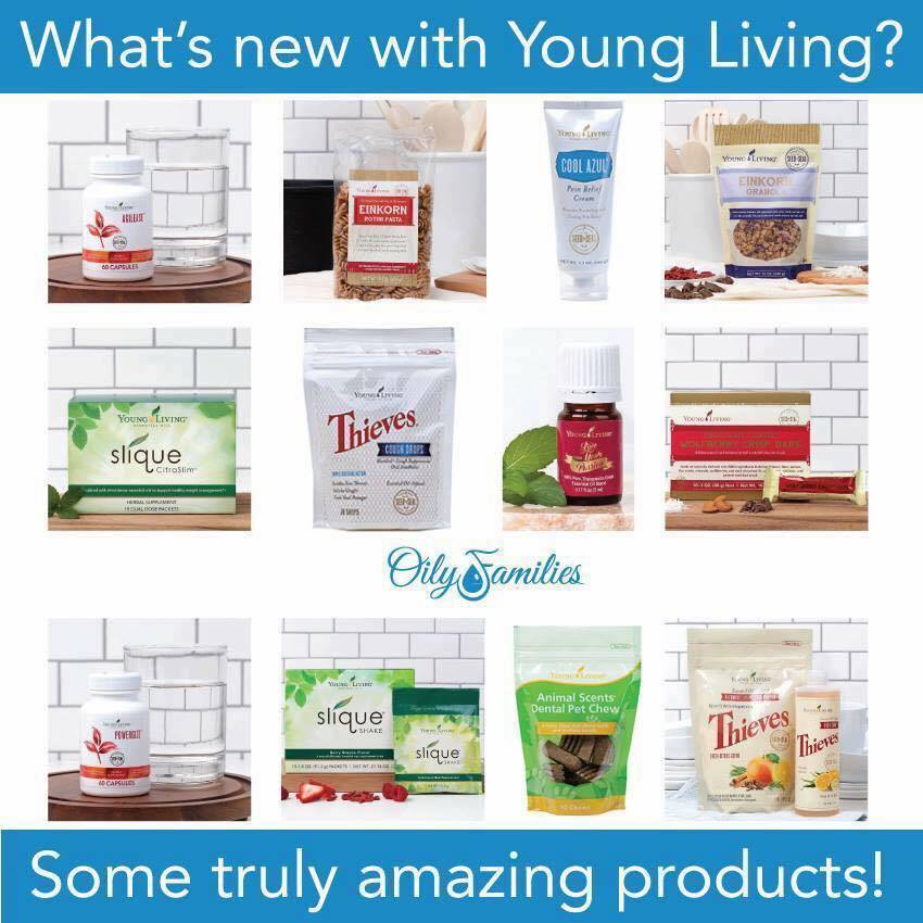 New Items from Young Living | Decorchick!®