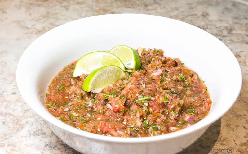 Homemade Salsa | Decorchick!®