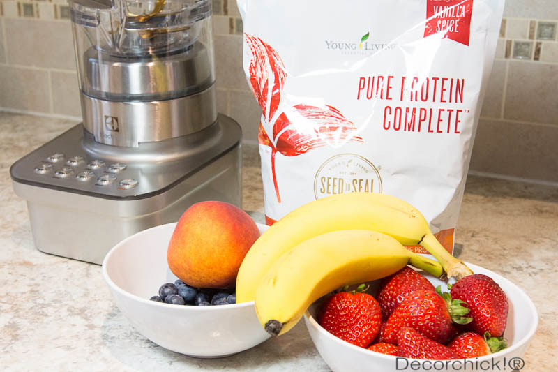 Smoothie Ingredients | Decorchick!®