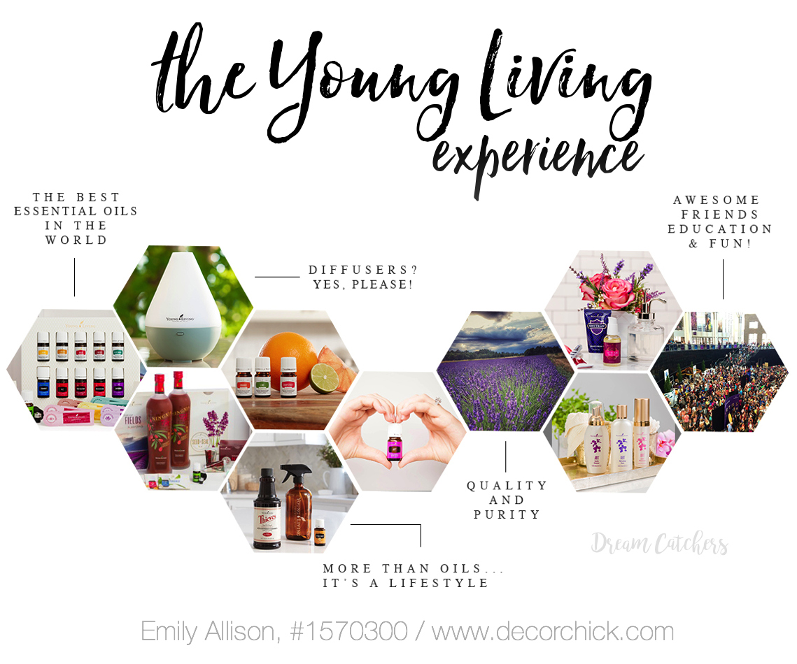 The Young Living Experience | Decorchick!®