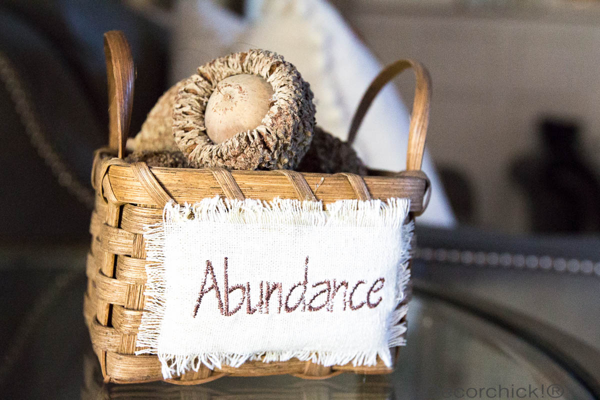 Abundance | Decorchick!®