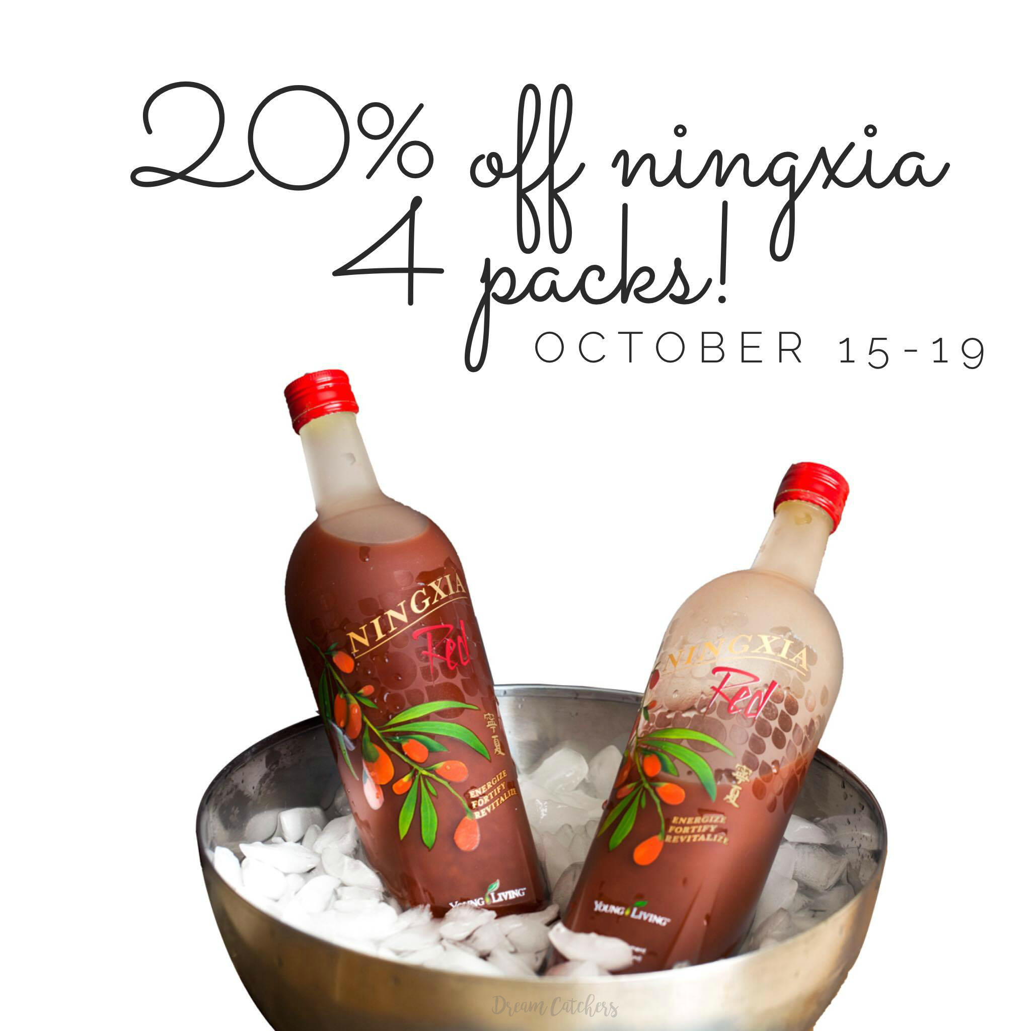 NingXia Red Sale 20% off!! | Decorchick!®
