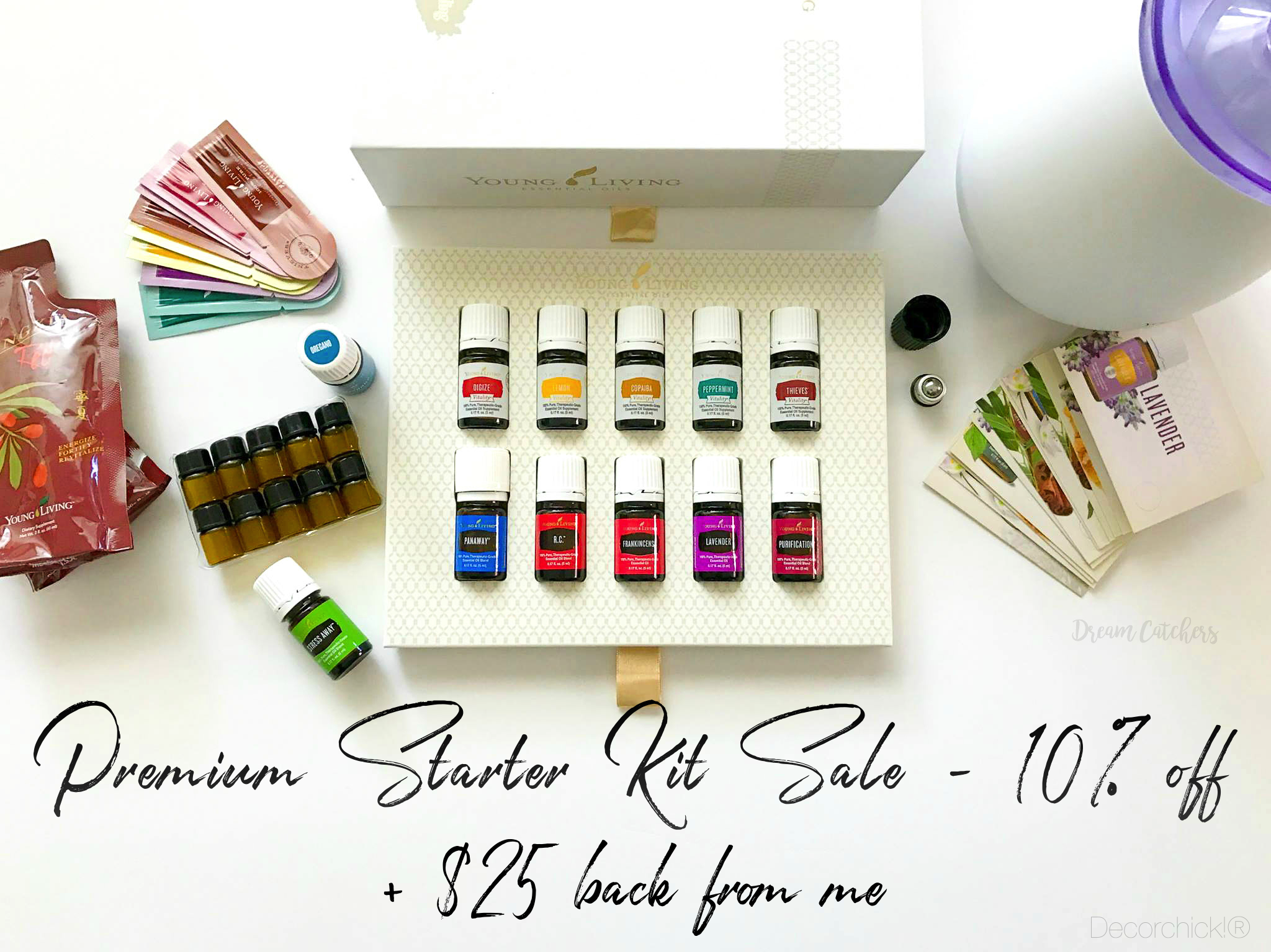 Premium Starter Kit Sale! | Decorchick!®