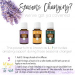 How To Support Those Seasonal Changes Naturally!