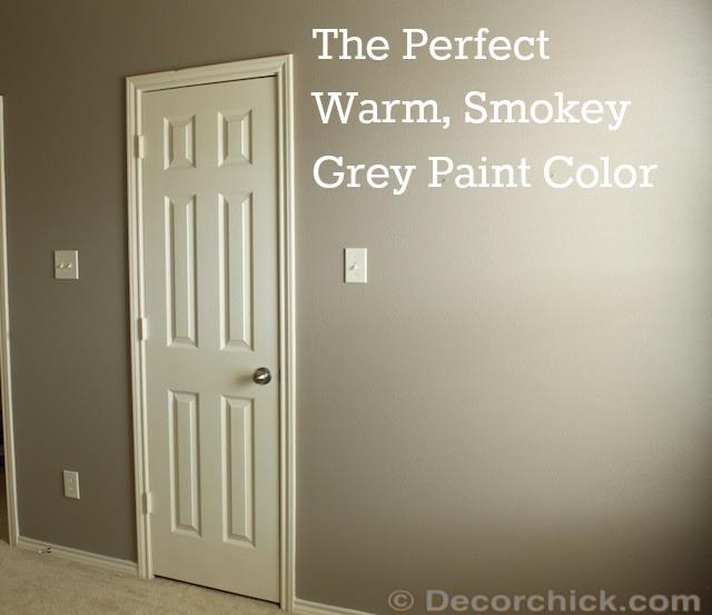 Shades of Grey {I Found The Perfect Smokey Grey Paint ...