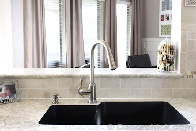 wilsonart undermount sinks for laminate countertops Our New Kitchen Countertops And Gorgeous Quartz Sink
